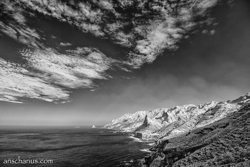 Coastline Hike # - Nikon 1 V1 - Infrared 700nm