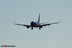 N432WN - 33715 1297 - Southwest Airlines - Boeing 737-7H4 - Albuquerque, New Mexico - 141229 - Steven Gray - IMG_1421
