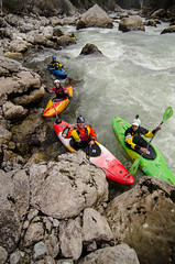 adventure, vehicle, sports, rapid, river, recreation, sports equipment, kayak, boating, extreme sport, water sport, kayaking, whitewater kayaking, watercraft, sea kayak, boat,