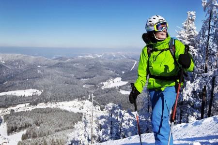 Dolní Rakousko: strmé svahy a rychlostní tratě - lyžování pro profesionály