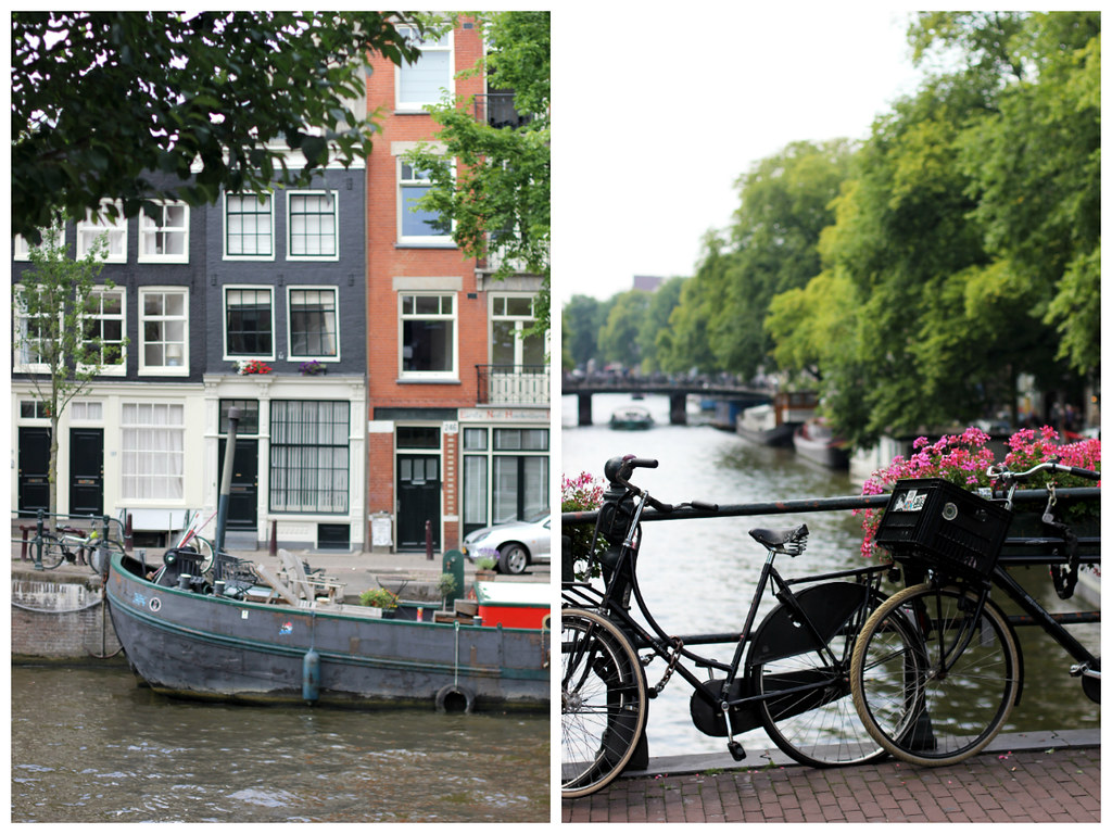 Amsterdam collage #1