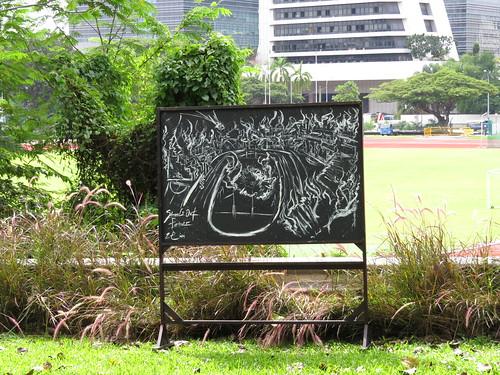 Art in Singapore