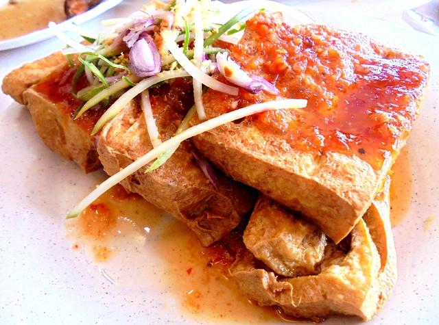 SCR tofu