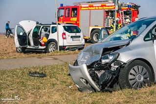 Verkehrsunfall K159 Astheim 15.02.15