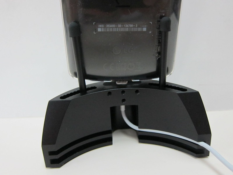 ARQ Dock 2.0 - Black with Nexus 5