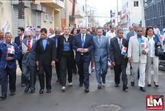 Actos en Moca 27 de febrero día de la independencia nacional