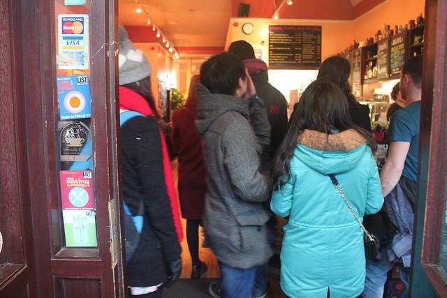 愛丁堡17度C象屋喝咖啡 (1)