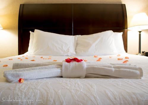Hilton-bed