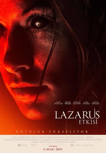 Lazarus Etkisi - The Lazarus Effect (2015)