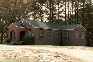 Steam Mill Cumberland Presbyterian Church