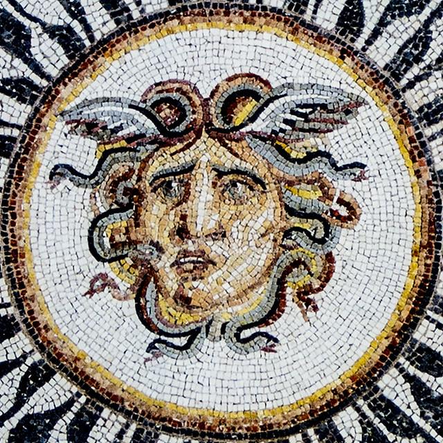 Ancient Roman Rome detail