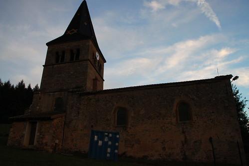 Eglise Saint-Blaise à Germolles-sur-Grosne