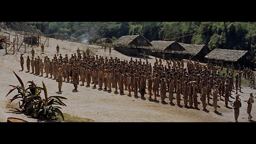 """Picture from the movie """"The Bridge on the River Kwai"""""""