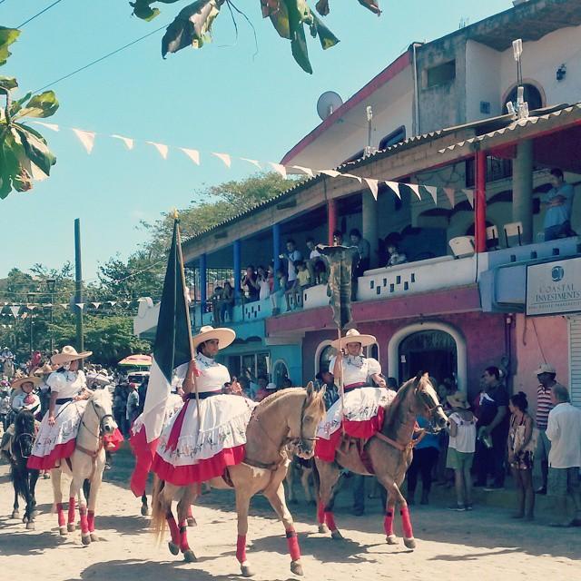 paraati, Sayulita, Meksiko