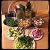 Cucina Dello Zio #homemade #Minestrone Soup #CucinaDelloZio - ingredients