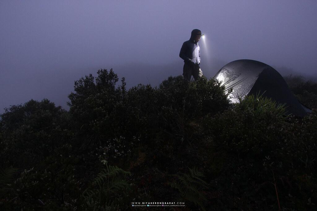 Mount Timbak camping Atok Kabayan Benguet mountaineering
