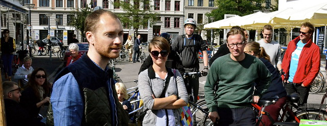 Credit Cycling Copenhagen