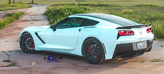 C7 Corvette Z51 | Incurve Forged FM7
