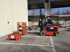 FirEst - Corso carrelli industriali semoventi, telescopici e telescopici rotativi
