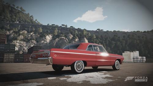Leopaul S Blog Forza Horizon Cult Classic Impala