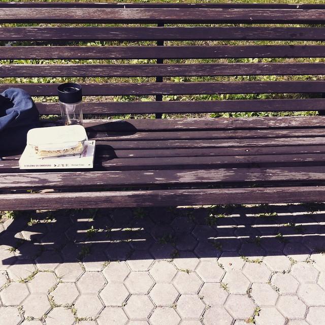 Almoço no parque