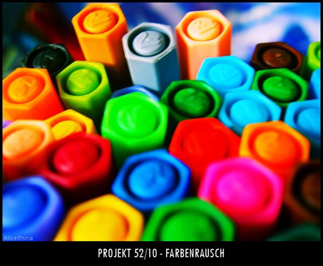 Projekt 52/10 - Farbenrausch