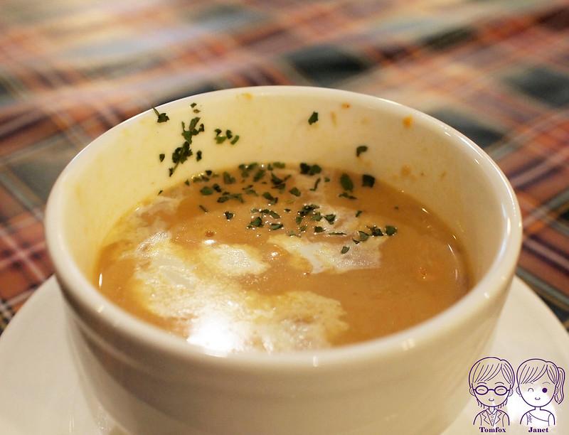 20 雙聖 干貝濃湯