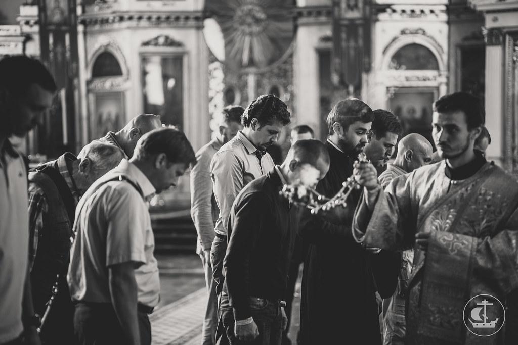 11 июля 2016, Всенощное бдение накануне дня памяти Первоверховных апостолов Петра и Павла / 11 July 2016, The Holy, Glorious and All-Praised Leaders of the Apostles, Peter and Paul. All-night Vigil