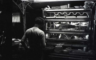 Taipei Street Market  1969