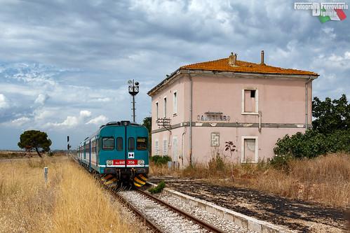 puglia trenitalia ferrovia treni foggia dtr 668 amendola aln668 candelaro frattarolo