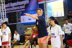Clinic with Students of Wat Koh and Sisowath High School