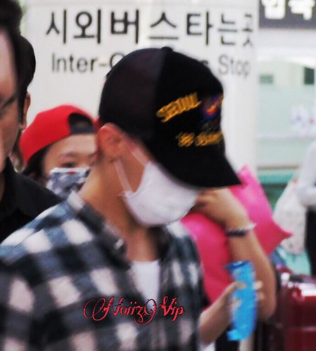 Big Bang - Gimpo Airport - 07jun2015 - G-Dragon - NoiizVip - 01
