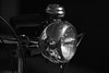 old bicycle lamp