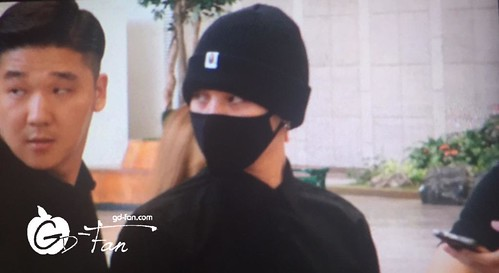 BIGBANG Departing Seoul to Osaka 2015-08-21 (39)