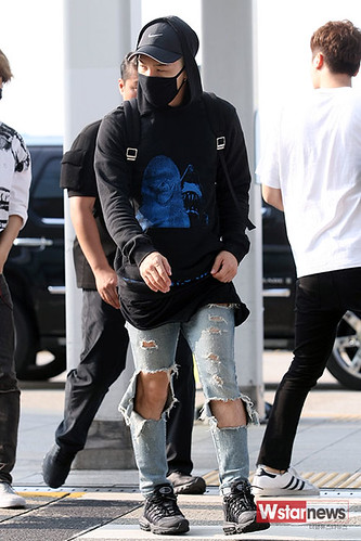 Big Bang - Incheon Airport - 07aug2015 - Wstarnews - 04