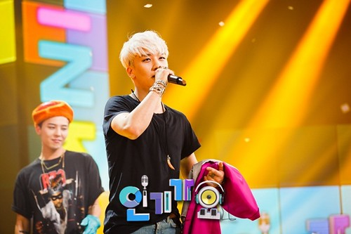 Big Bang - SBS Inkigayo - 10may2015 - SBS - 54