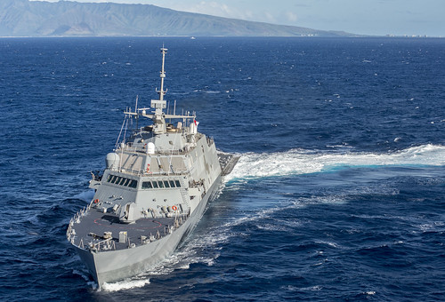 USS Fort Worth Arrives in US 7th Fleet
