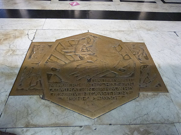 plaque selfridge's