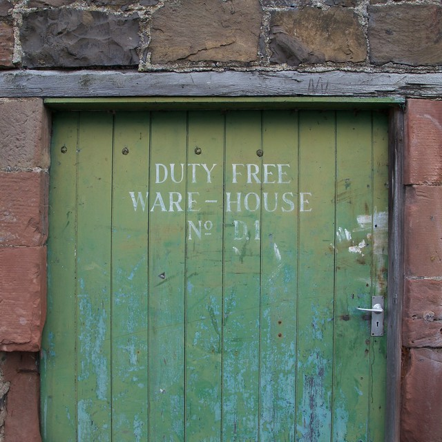 Duty Free Ware-House