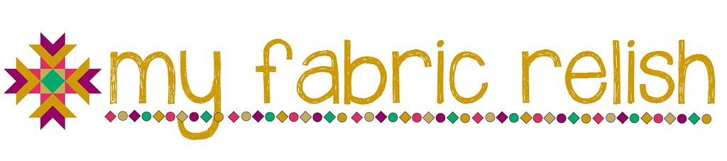 my fabric relish logo