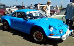 automobile, vehicle, alpine a110, automotive design, land vehicle, coupã©, sports car,