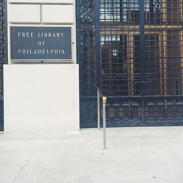 free library, philly