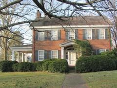 E. L. Parham House, Oxford NC