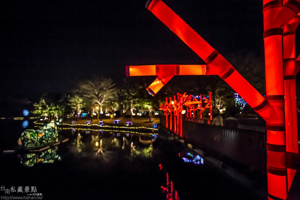 台南私藏景點-2015 月津港燈節 (5)