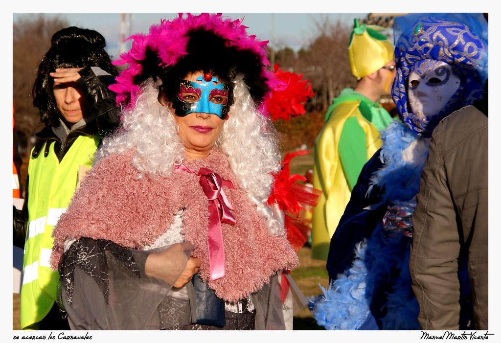 de los Carnavales de Valdemoro
