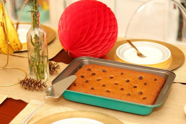 Banana Cake Recipe, cooking, baking, STYLEanthropy