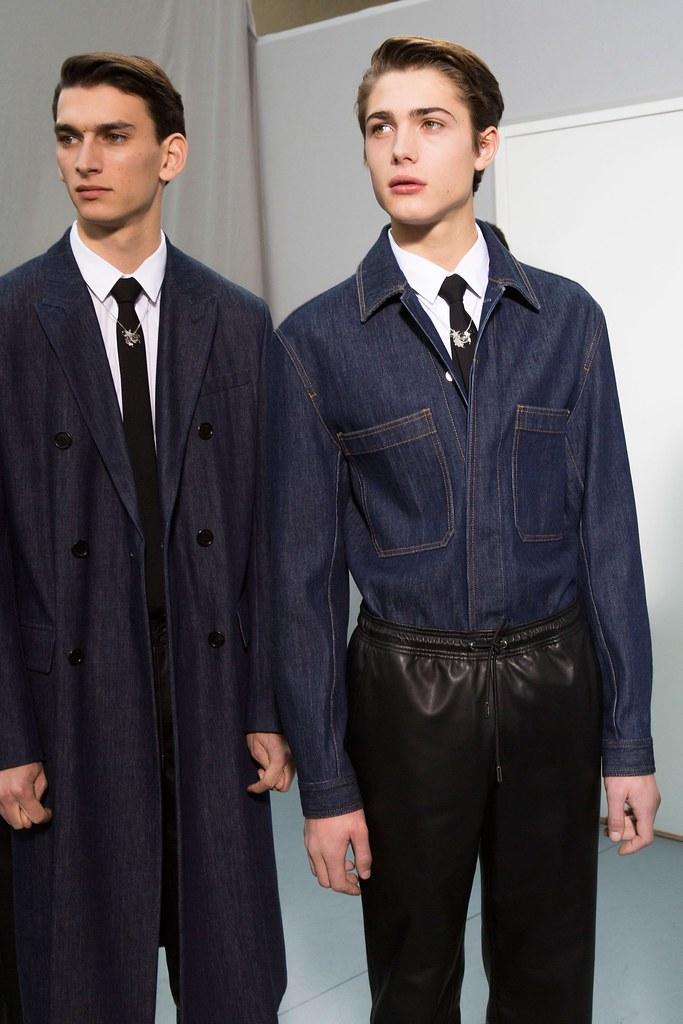 Paul Fontanier3013_FW15 Paris Dior Homme_Thibaud Charon(fashionising.com)