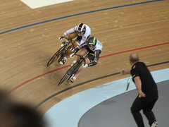 London Track Cycling World Cup