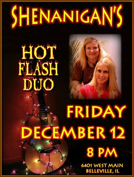 Hot Flash Duo 12-12-14