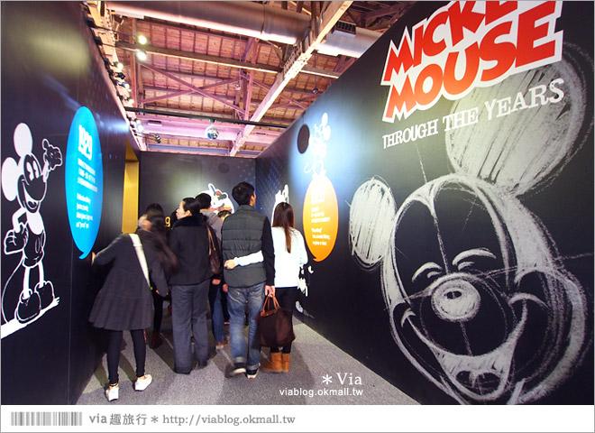 【迪士尼90週年特展】2014台北松山迪士尼特展~跟著迪士尼回顧走過90年的精彩畫面!22